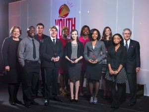 2015 Tobacco Free Kids Youth Advocates of the Year Awards