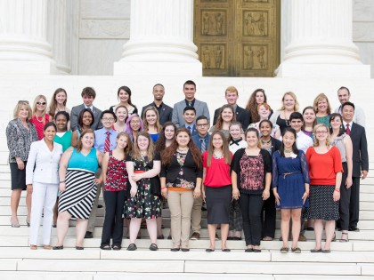 Youth Activists Step Up Fight against Tobacco at Tobacco-Free Kids' Youth Advocacy Symposium