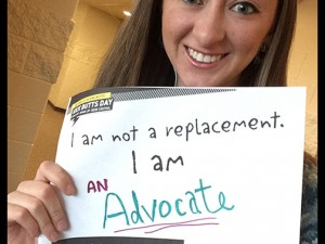 Make a (selfie) statement: I'm #NotAReplacement, Big Tobacco
